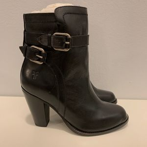 Womens Frye Jenny Shield Short Boot- Size 6 (NWOT)